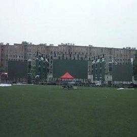 38. P10 Stage LED Display in Haerbin University