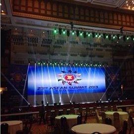 62. P6 Indoor LED Stage Rental Display in Brunei