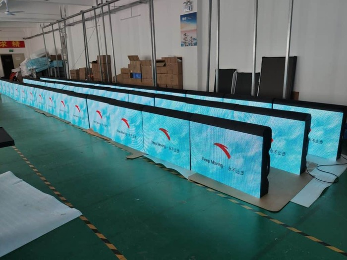 Electric Scoreboard