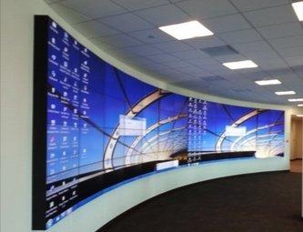 HD CCTV Control Room Video Wall
