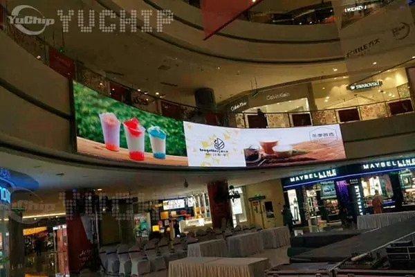 Indoor Commercial Panel