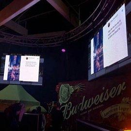 Indoor Full Color LED Display Screen In America 5