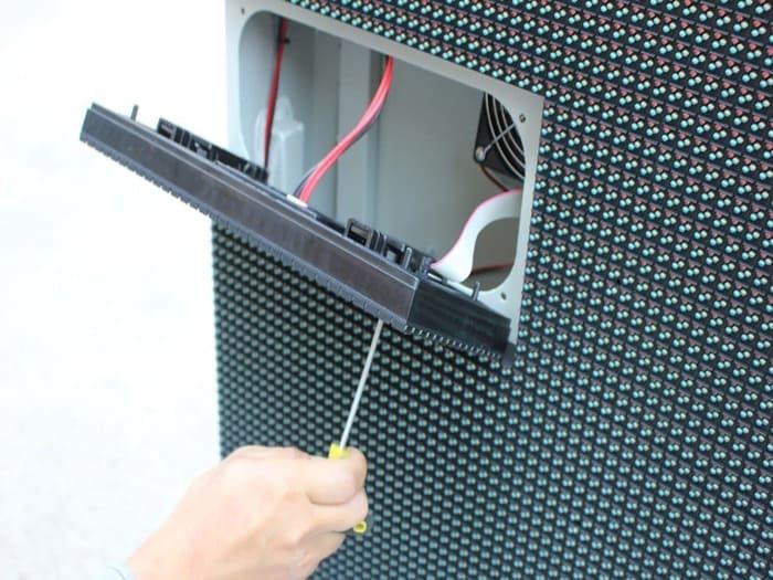 LED Screen Maintenance