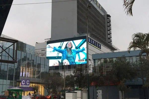 LED Video Display Panel