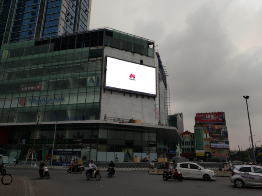Out of Home Advertising Vietnam
