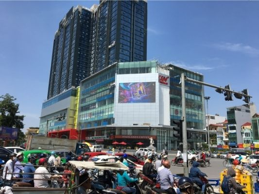 Outdoor HD LED