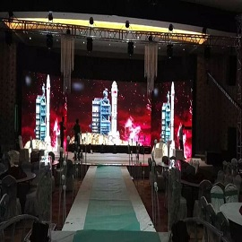 P4 SMD2121 Indoor Church LED Display In Nigeria 19