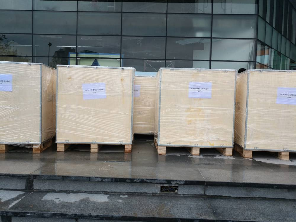 P5 Outdoor Advertising Cabinets