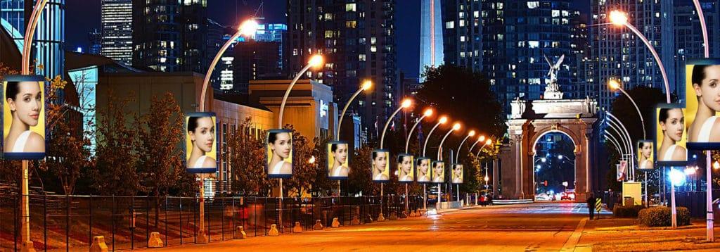 Road LED Display