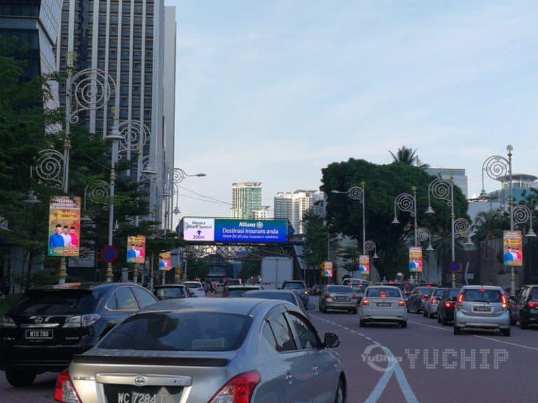 Smart City Light Pole