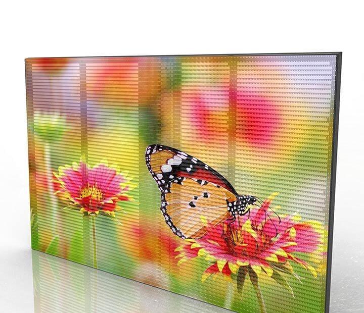 Transparent Display Screen
