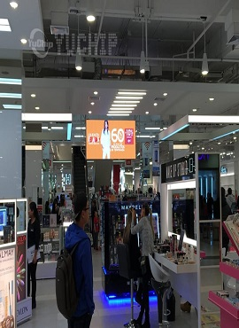 YUCHIP Indoor P3 LED Electronic Display Screen In Peru