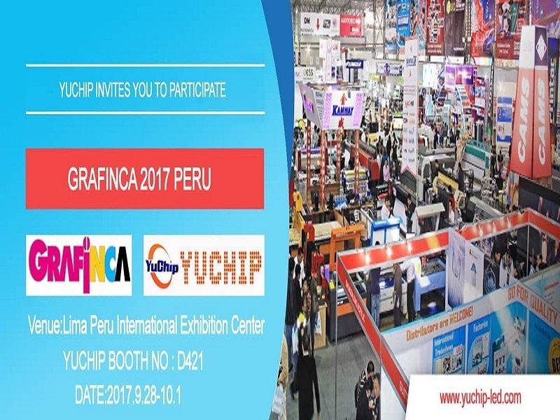 YUCHIP Invite You To Join In GRAFINCA 2017 Peru