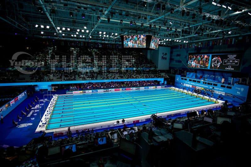 YUCHIP-LED-Screen-in-Fina-2017-World-Swimming-Championship-4