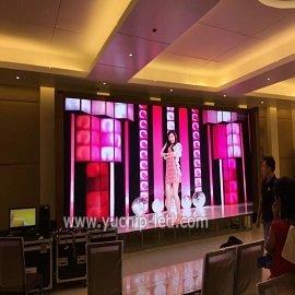 YUCHIP P4 Indoor HD LED Video Display In Malaysia 16