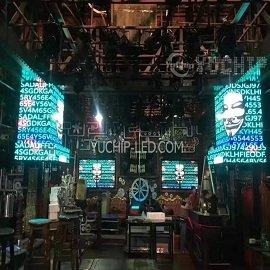 YUCHIP P4 Indoor LED Panel In Shanghai 15