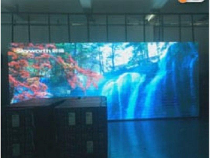 YUCHIP P6 Indoor High Resolution LED Display Screen
