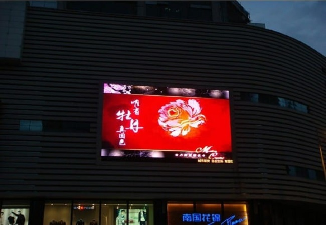 Advertising LED Billboards in Luoyang