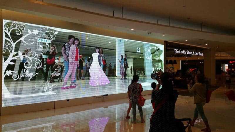 P5 Full Color SMD Indoor Led Screens