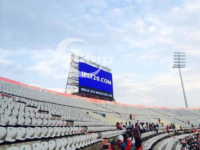 YUCHIP P16 Outdoor Stadium LED Screen