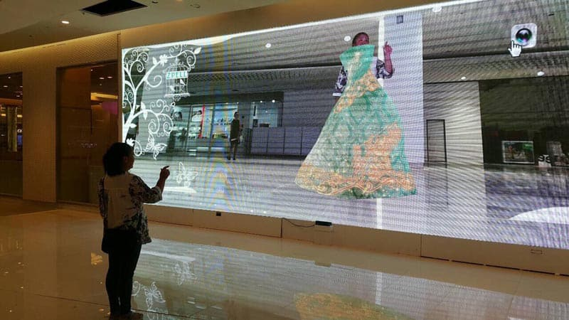 Yuchip P5 Full Color SMD Indoor Led Screens in China