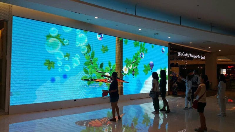 yuchip P5 Full Color SMD Indoor Led Screens