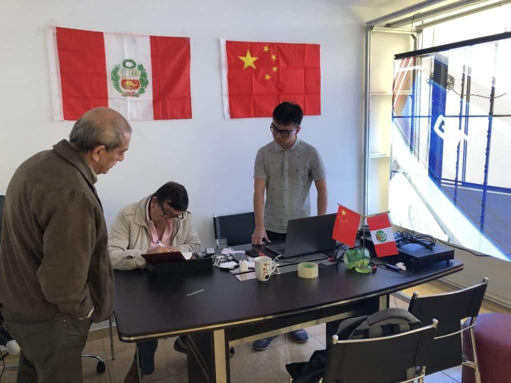 YUCHIP Great Success: 2019 GRAFINCA Exhibition In Peru