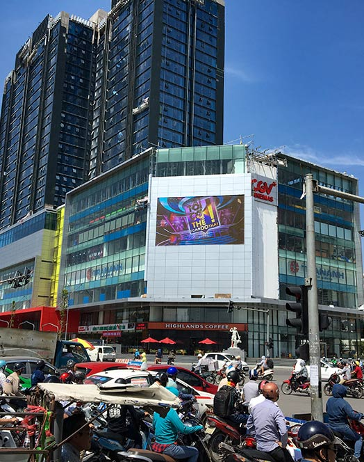 LED Screen Outdoor China