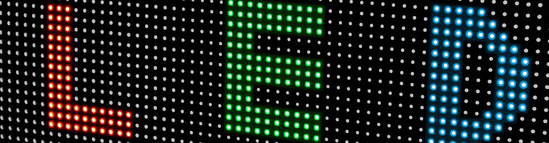 LED Screen Panel