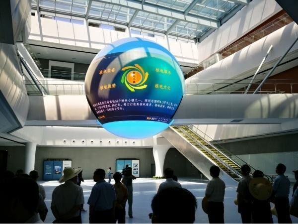 Sphere Ball Display