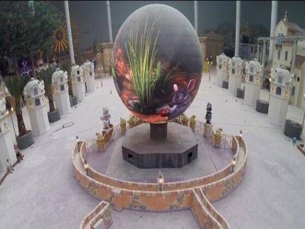 LED Display Ball | LED Ball Screen