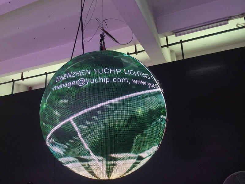 Ball LED Display