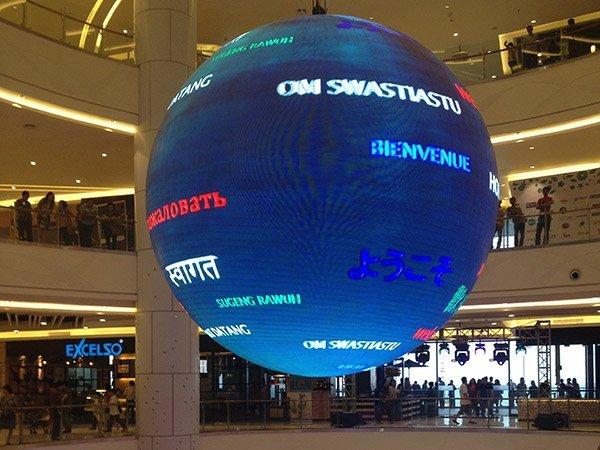 Ball LED Screen