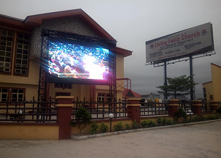 Big Screen for Church