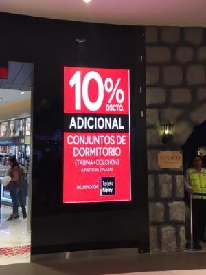 Digital Store Displays