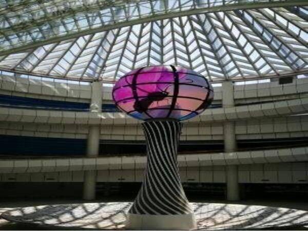 LED Display Ball | LED Ball Screen | LED Globe Display