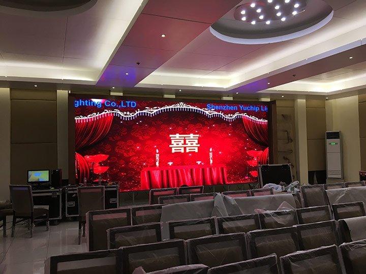 Indoor Video Wall Display