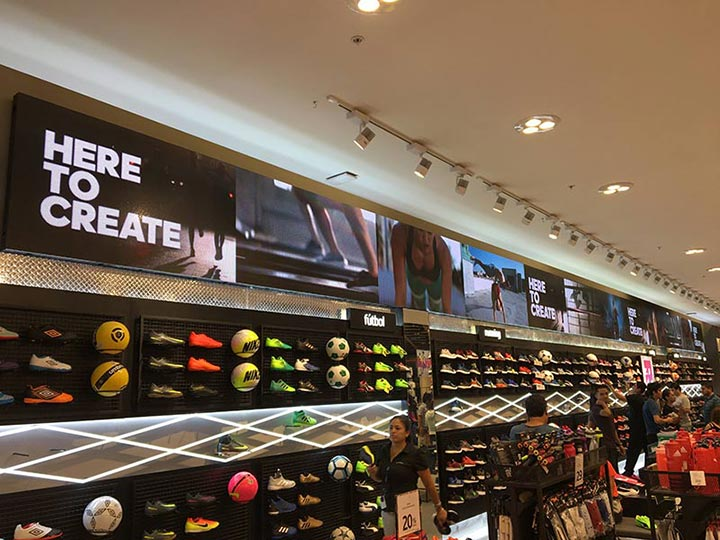LED Display Screen For Advertising Indoor