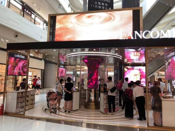 LED Store Display