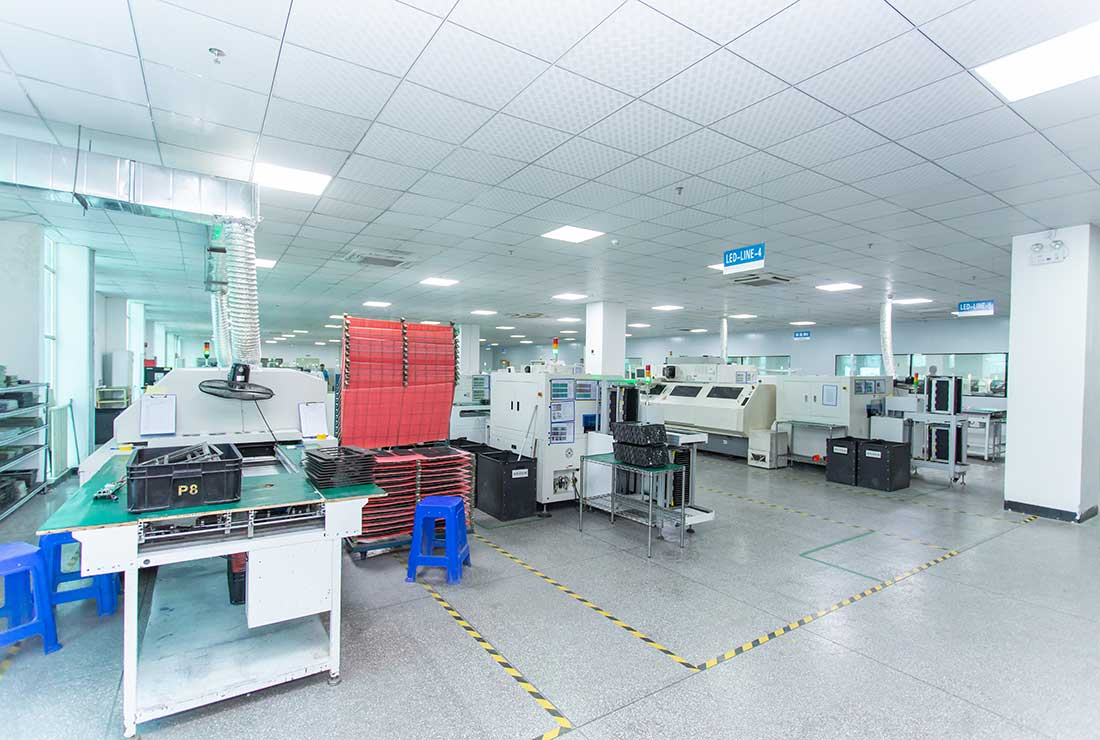LED Wall Manufacturers in China