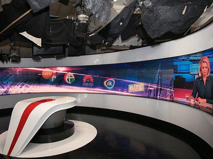 P3 Indoor LED Screen for TV Studio