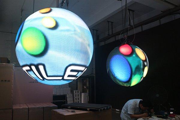 Spherical Display