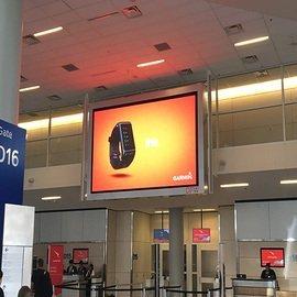Airport Display Screens