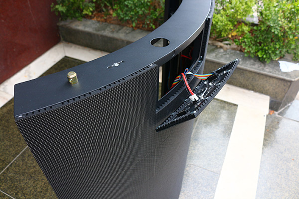 Flexible LED Screen Displays