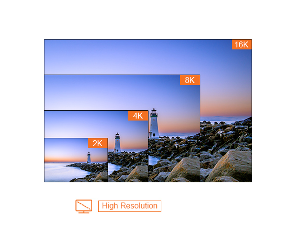 High Definition LED Screen