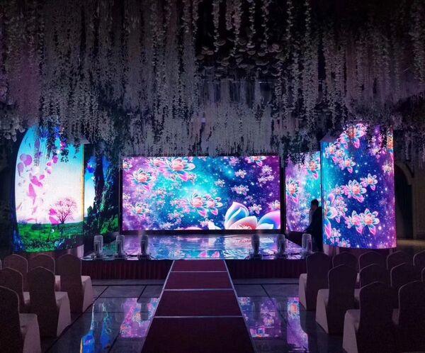 Hospitality LED Display