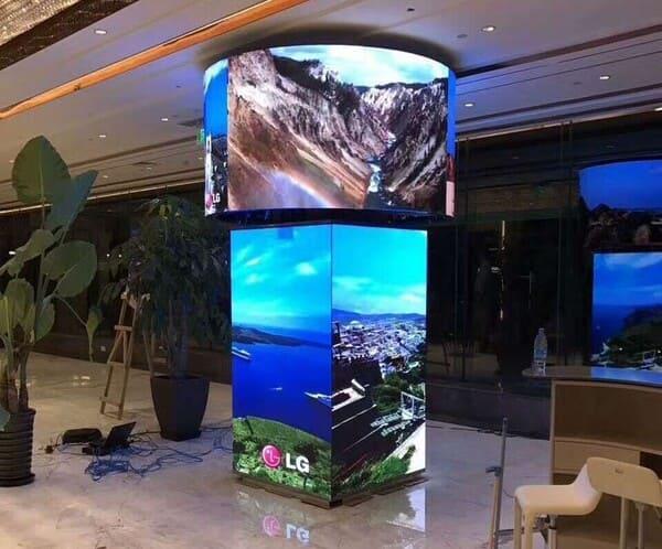 Hotel LED Board