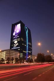 King's Road Tower Media Facade