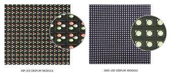 LED DIP vs SMD