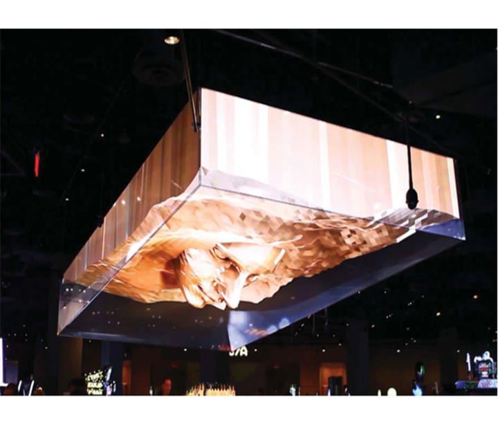 LED Display Screen 3D